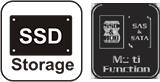 Selo SSD/SAS