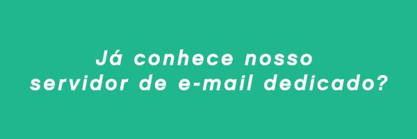 servidor de e-mail dedicado